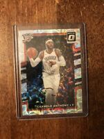 2017-18 Donruss Optic Premium Box Set Prizm Carmello Anthony Ltd. 172/ 249