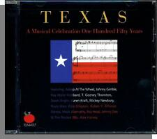 Texas: A Musical Celebration One Hundred Fifty Years - New 2003, 18 Song V/A CD!