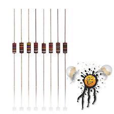 16 x VTM Kohlewiderstand / Carbon Resistor Set 0,25W 10% NOS Vintage 220Ω - 47kΩ
