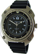 Ettore comando Made in Germany Uomo Orologio Subacqueo Diver Vintage Watch 20atm 200m