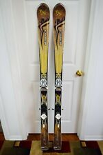 New listing NORDICA OLYMPIA VICTORY SKIS SIZE 162 CM WITH MARKER BINDINGS