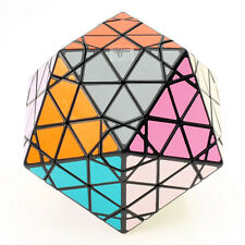 Black 20 Face MF8 Eitan's Star III Oskar's Radiolarian magic cube Icosahedron V3