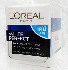 LOREAL WHITE PERFECT MOISTURIZING DAY CREAM SPF17 PA++ 50ml.