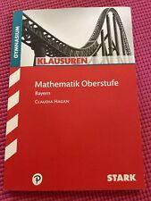 Mathematik Oberstufe Bayern Stark Klausuren Gymnasium