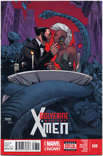 WOLVERINE AND THE X-MEN #8 (MARVEL 2014) VF+/NM FIRST PRINT **BUY 2 GET 1 FREE