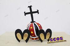 One Piece Perona Cosplay an crown headband properties childhood Ver