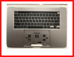 """Apple MacBook Pro Top Case with Battery A2141 16"""" 2019 2020 Space Grey 661-13161"""