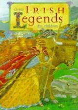 Great Irish Legends for Children by Yvonne Carroll (Hardback, 1999)