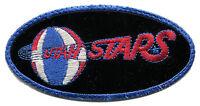 "1970-75 UTAH STARS ABA BASKETBALL HARDWOOD CLASSICS 4"" TEAM LOGO PATCH"
