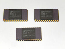 ADDAC80-CCD-V   DAC by Analog Devices   DAC 1-CH Current Steering 12-bit 24 1 Pc