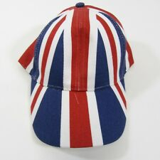 Unisex Mens Women Union Jack UK Flag Design Baseball Cap Hat 100 Cotton Caps 48a55b1ec614