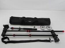 "Neewer 10088329 - 70"" Aluminum Alloy Jib Arm Camera Crane, 17.6 Lbs. Payload"