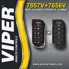 Viper 7857V AND 7656V Remote Control Package Deal