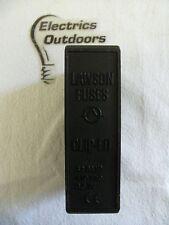 LAWSON FUSES 32 AMP FUSE HOLDER CARRIER 415V CLIP FIT BS 88