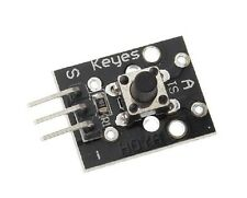 FREEPOST Keyes Key Switch Sensor Module for Arduino CHIP 19 A