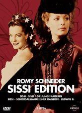 Romy Schneider - Sissi Edition und Ludwig II.  DVD  NEU  OVP