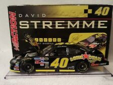 2006 DAVID STREMME #40 LONESTAR STEAKHOUSE 1:24 DIECAST DODGE CHARGER LIMITED