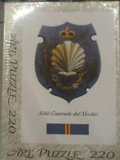 PUZZLE DELLE CONTRADE DI SIENA - NICCHIO - PALIO - Art Puzzle 220 pezzi Contrada