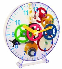 NEW Heebie Jeebies Build A Clock - Construct A Clock & Explore How It Works