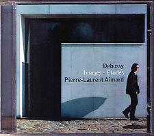 Pierre-Laurent AIMARD: DEBUSSY 6 Images & 12 Etudes CD Hommage à Rameau Etüden
