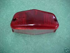 Triumph BSA British Etc Small Lucas Type Tail light Lens Custom Cafe Racer 109mm