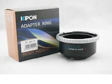 New Kipon adapter for Arri PL cine lens to Micro 4/3 M4/3 cameras and camcorders