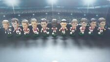 Complete set Corinthian voetbal poppetjes figurines Ajax  staatsloterij