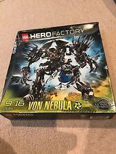 LEGO HERO FACTORY 7145 VON NEBULA - SEALED