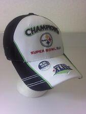 Pittsburgh Steelers Super Bowl XLIII Champions Cap Hat Reebok Roethlisberger
