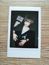 Vrzel Kira Cheki チェキ jrock visual kei Polaroid Japan