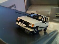 1:43 Vauxhall Nova / Opel Corsa A -  White - GM - Schuco (not Vanguards)