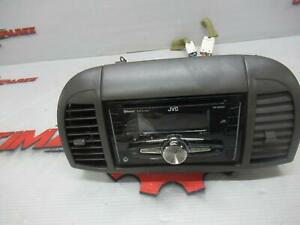 NISSAN MICRA STEREO/HEAD UNIT AFTERMARKET, K12, 08/07-10/10 07 08 09 10