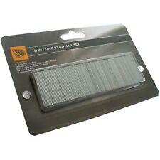 JCB 38mm long brad nails x 10000 for air nail guns / brads cartridges (20 packs)