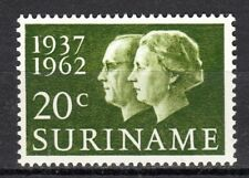 Suriname - 1962 Silver wedding - Mi. 415 MNH