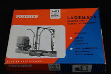 W301 VOLLMER Train Ho Maquette V 603 B Gabarit chargement loading gauge Lademass