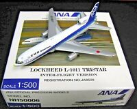 Herpa / Hogan Wings 1:500 NH50006 ANA Japan L-1011 Tristar JA8509 Aircraft Model