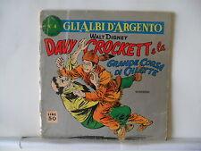 GLI ALBI D'ARGENTO n.  4 del 1957  Walt Disney Mondadori