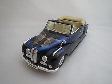 "Revell  BMW  502  ""Barrock-Engel Fantasy Serie""  (blau-met.)  1:18  ohne Vp.!"