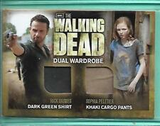 Walking Dead Season 2 Rick Grimes Shirt Sophia Pants Dual Wardrobe Relic DM01