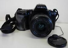 Minolta Maxxum 3xi SLR 35mm Film Camera w.35-80mm Power Zoom Lens