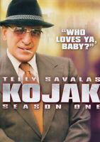Kojak - Season 1 (Keepcase) New DVD