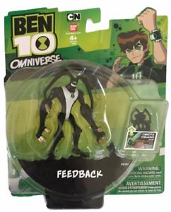 Ben 10 Omniverse 4-Inch Feedback Action Figure Brand New Sealed
