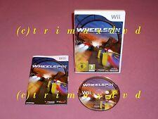 Wii _ Wheelspin _ Sehr guter Zustand _ Über 1000 weitere Spiele im SHOP
