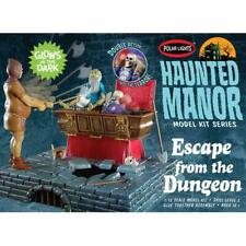 """Polar Lights Haunted Manor """"Escape From The Dungeon"""" Plastic Model  Kit 972"""