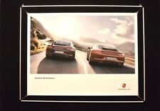 """Porsche Poster """"911 Carrera 4,Carrera 4S"""""""