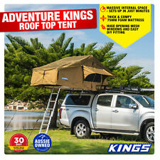 Camping Outdoor Kings Roof top Tent Annexe Trailer Offroad SUV Outdoor Canvas