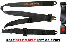 Para Toyota RAV4 1.8 2.0 2.0TD 2.2TD 2.4 trasero cinturón de seguridad estática izquierda derecha 1995 >