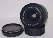 Pentacon Camera Lenses for Praktica 28mm Focal