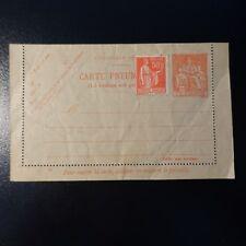 ENTERO POSTAL NEUF TYPE CAPELLÁN Nº2605 CLPPS 1,5FR ROJO 1930 CARA