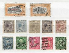 COLLECTION OF UNITED STATES PHILIPPINES STAMPS USED AND UNUSED